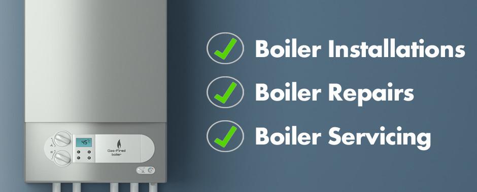 Boiler repair installation service